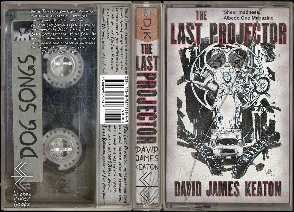 last projector paperback wrap